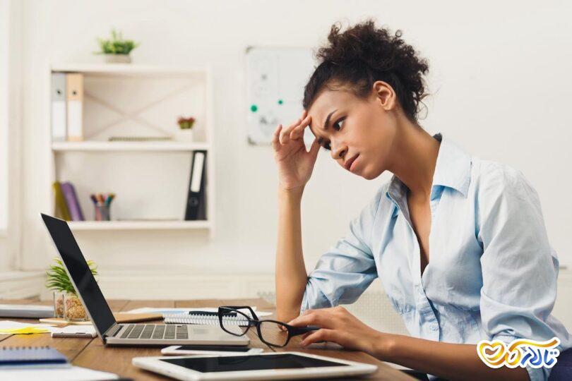 علائم استرس قبل عروسی