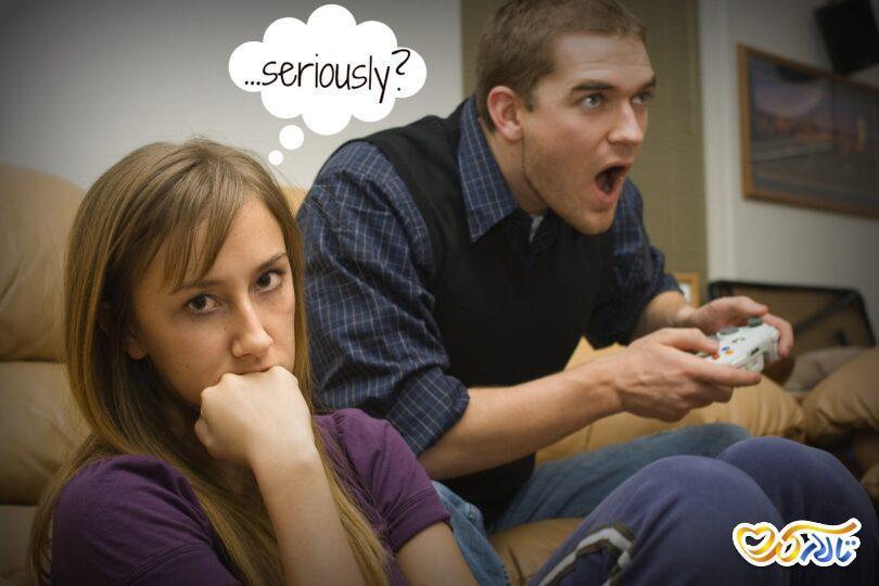 توجه به شریک زندگی در دوران نامزدی