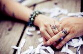 تتو دائمی برای حلقه عروسی