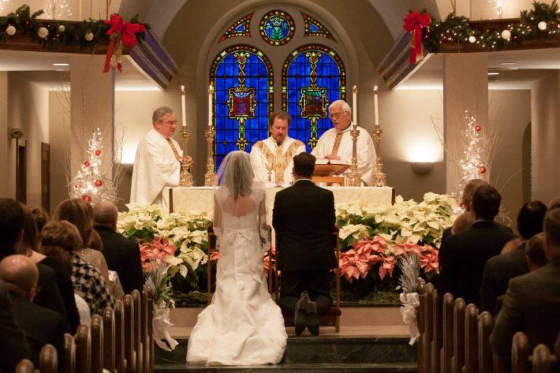 عروسی در کلیسا تهران