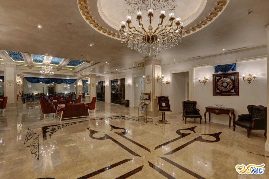 تالار پذیرایی هتل پرشین پلازا