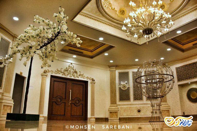 باغ تالار مشاهیر غرب تهران