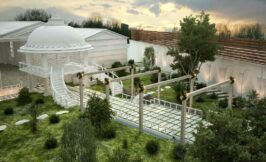 باغ تالار الینا شرق تهران