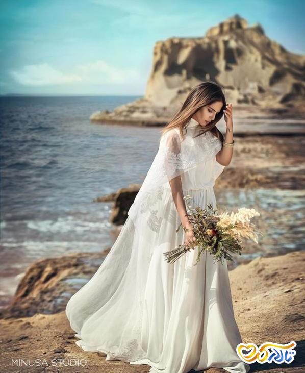 آتلیه عروس فتو مینوسا