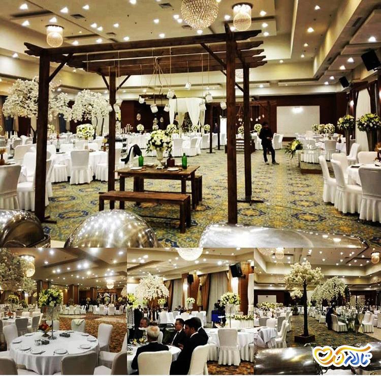 تالار پذیرایی هتل پارسیان اوین