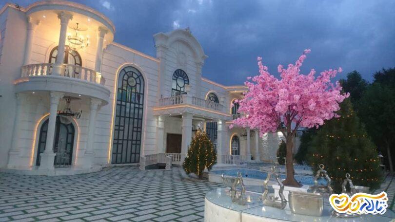 باغ تالار لوکس احمدآباد