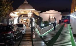 باغ تالار پدیده جاجرود, باغ عروسی پدیده تهران