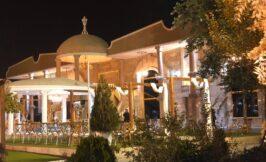 باغ عروسی زمرد چیتگر