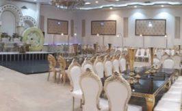 تالار پذیرایی آرین احمدآباد