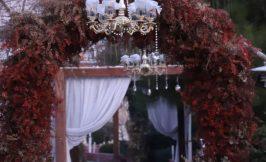باغ تالار تخت جمشید احمدآباد