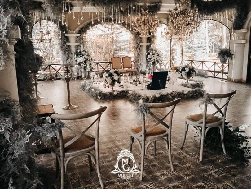 سالن عقد و عروسی موگه