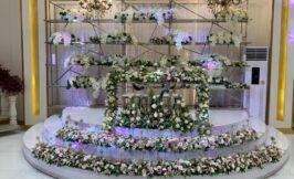 باغ عروسی سعادت گرمدره