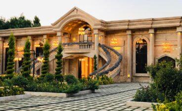 باغ تالار شهریار