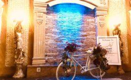اکسسوریها و فضای باز تالار پذیرایی قصر آیلین