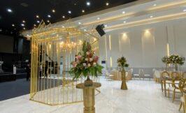 سالن پذیرایی و دکوراسیون تالار ستاره طلایی