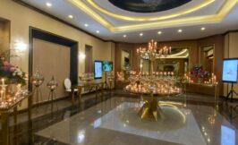 لابی و سالنهای ستاره طلایی