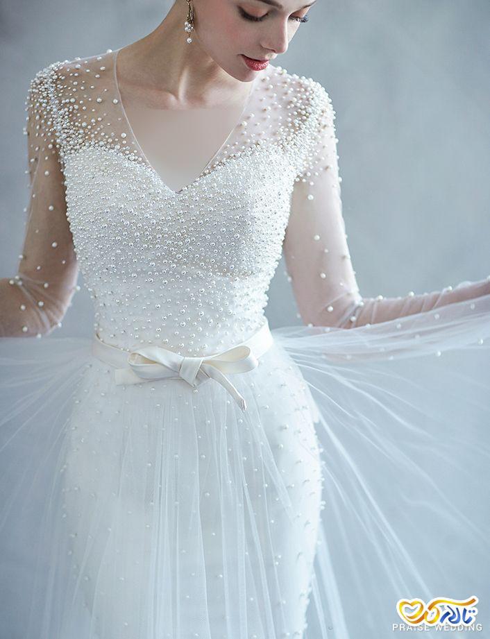 ترند لباس عروس سال 2021