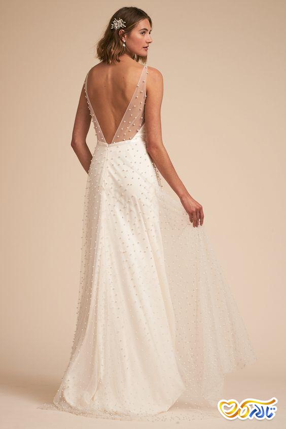 لباس عروس کارشده