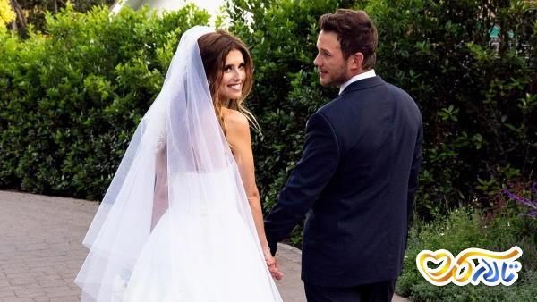 عروسی بازیگران و ستاره های سرشناس ایرانی و هالیوود
