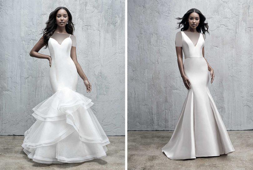 انتخاب لباس عروس متناسب با استایل شخصی