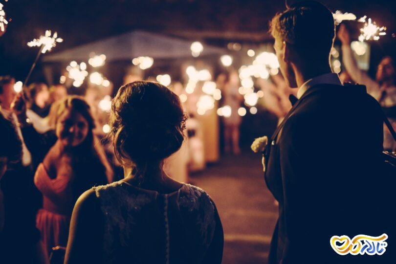 جشن عروسی و هدایای عروسی