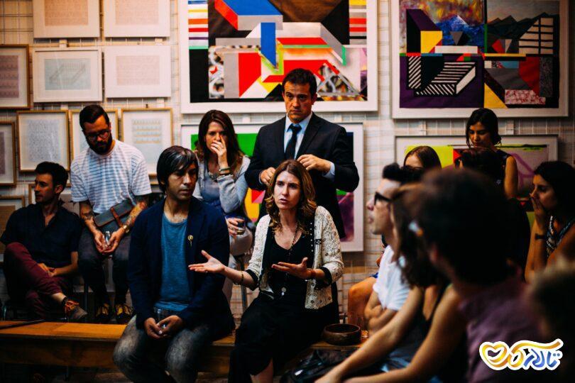 روابط جدید و کاری در همایش ها و سمینار ها