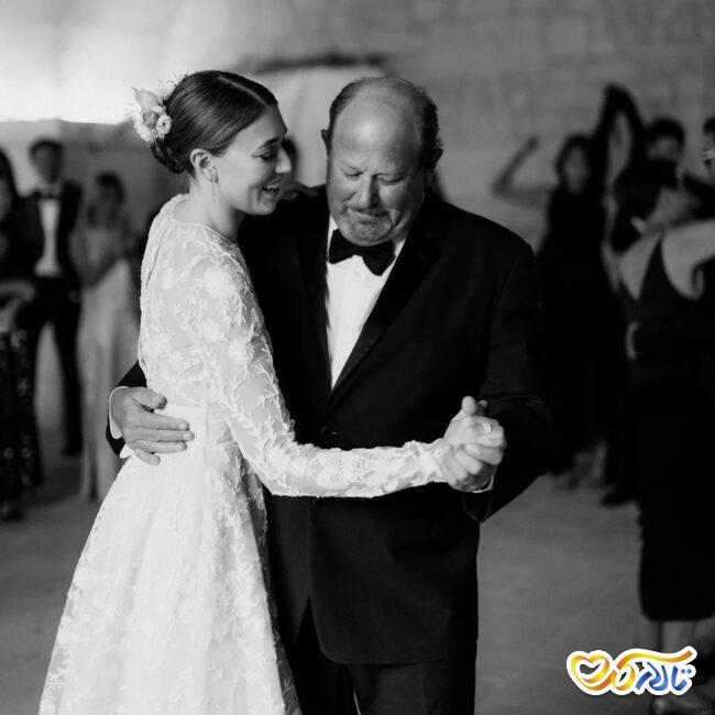 هر آن چه که لازم است در مورد رسم رقص پدر و دختر در مراسم عروسی بدانید