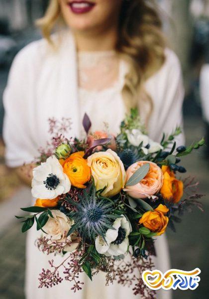 عروسی پاییزی