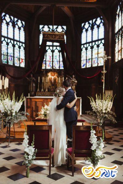 آداب و رسوم عروسی در فرانسه : برگزاری مراسم