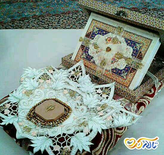 خرید قرآن بله برون