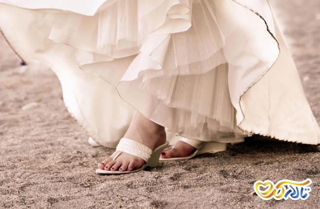 ناخن عروس