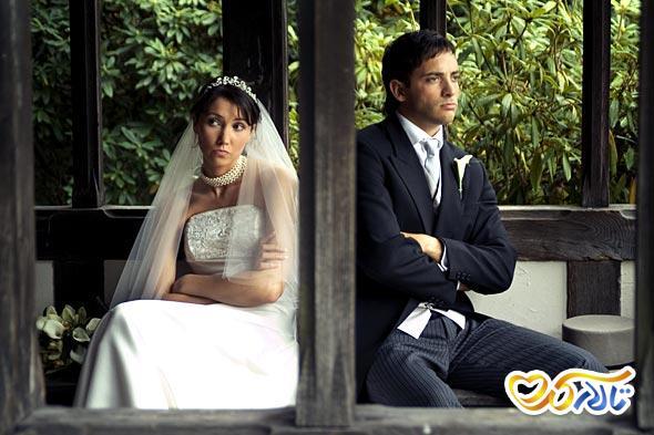 اشتباه عروس دامادها