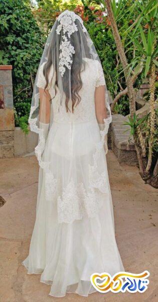 تور عروس بلند, تور دانتل عروس