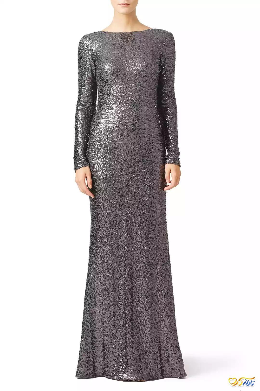 لباس مجلسی شاین برای ساقدوش عروس