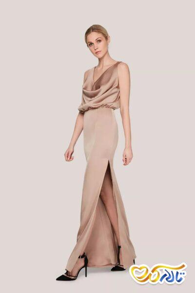 لباس مجلسی ساقدوش عروس