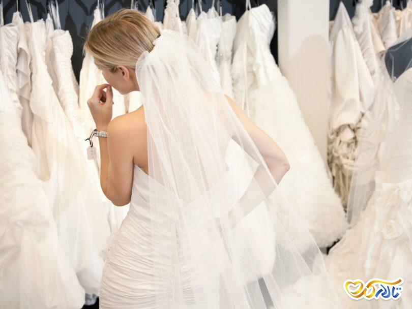 خرید لباس عروس مزون عروس