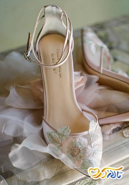 کفش عروس شیک و راحت