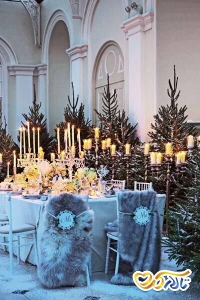 شام تالار کریسمس