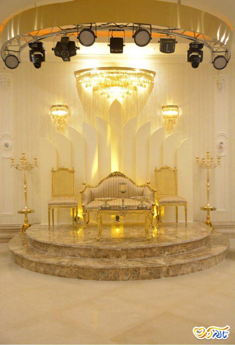 تالار عروسی تشریفات کلاسیک شرق تهران