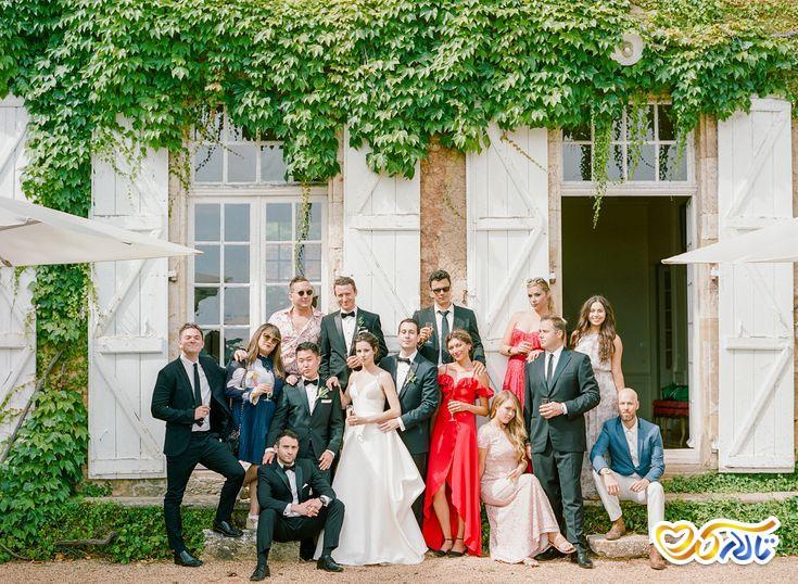 آداب و رسوم عروسی در فرانسه : جشن ازدواج