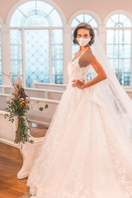 لباس عروس شخصیت های کارتونی