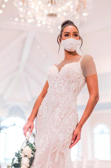 لباس عروس برگرفته از شخصیت های دیزنی