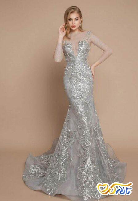 لباس عروسی و مراسم بله برون