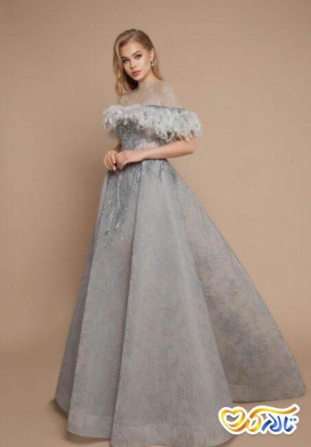 لباس زیبا برای مراسم بله برون