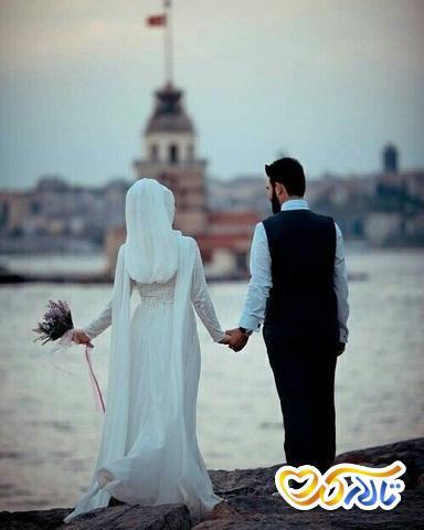لباس عروس شیک لوکس 2020