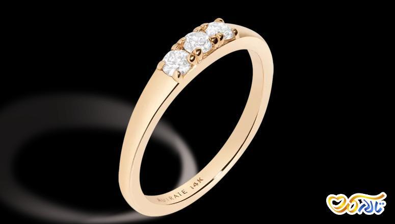 حلقه جواهر عروسی