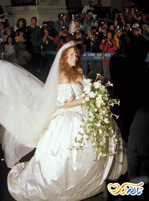 گران ترین لباس عروس
