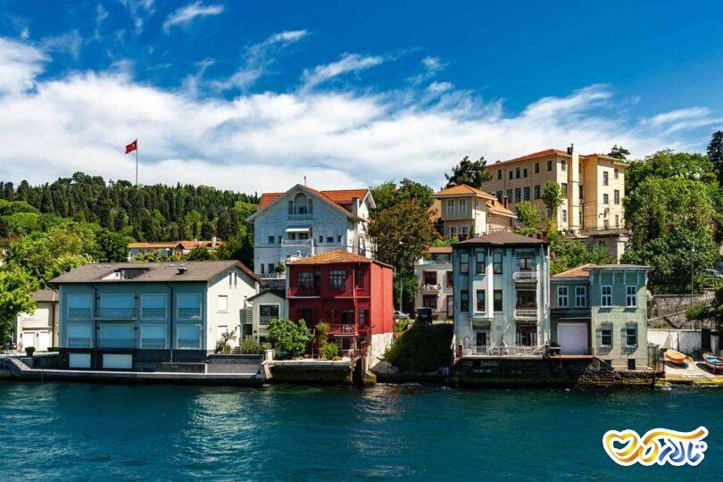 برگزاری مراسم عقد و عروسی در استانبول ترکیه