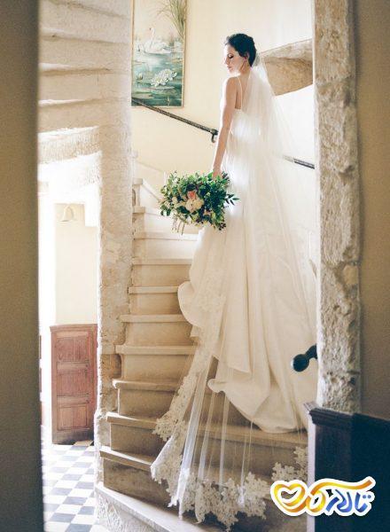 آداب و رسوم عروسی در فرانسه : لباس عروس