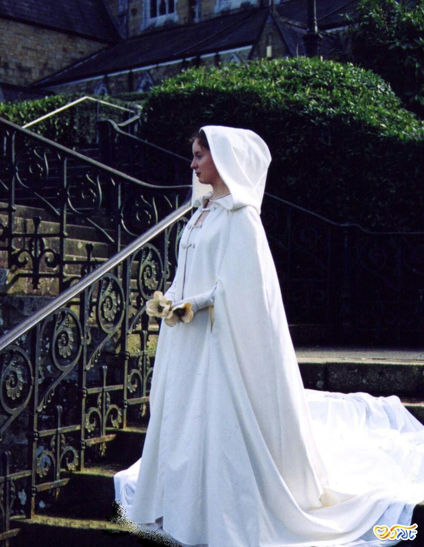 شنل عروس و لباس عروسی